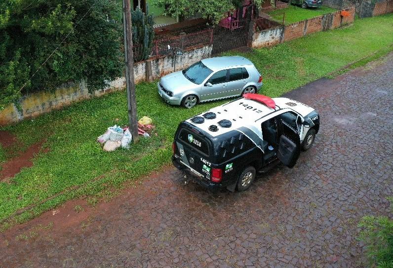 Suspeito de assalto a compristas é preso em São Miguel