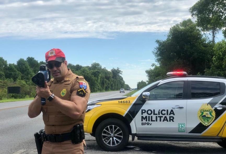 Polícia Rodoviária Estadual  inicia Operação Padroeira 2021