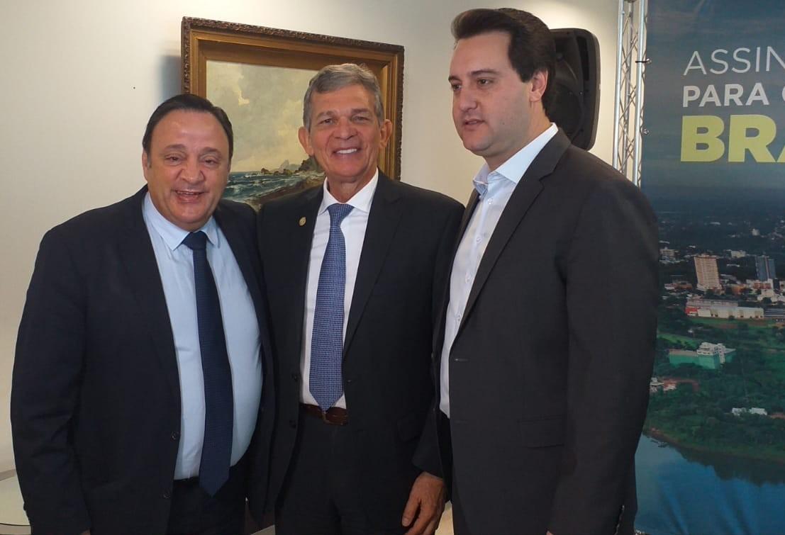 """""""Segunda ponte é a primeira de muitas parcerias com Itaipu"""", comemora Hussein Bakri"""