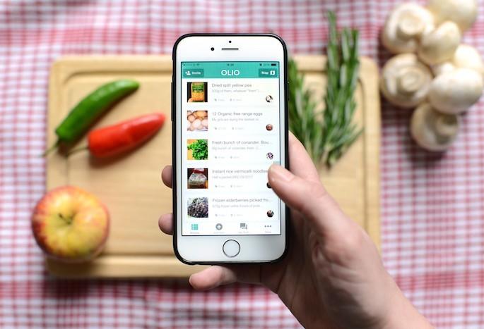 App permite dividir sobra de comida com colegas e vizinhos