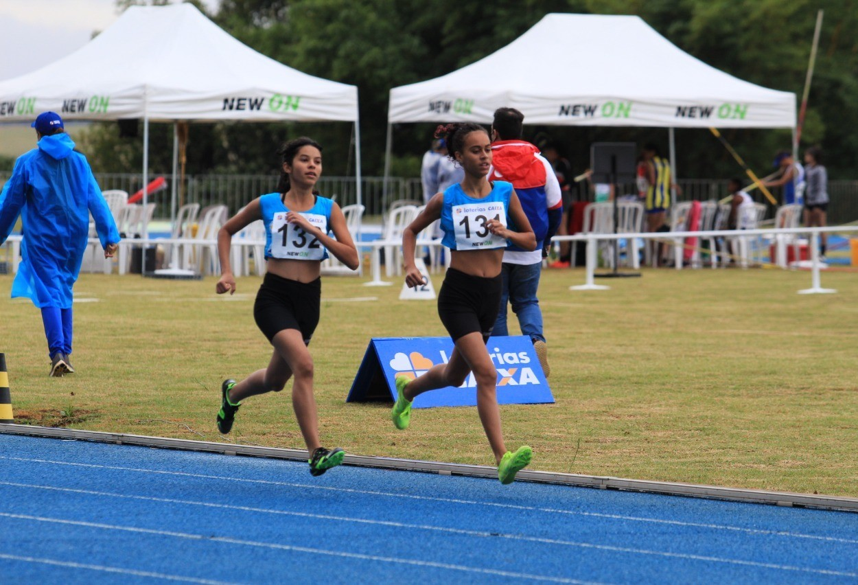 Cascavel realiza Campeonato Brasileiro Loterias Caixa Sub-16 de Atletismo