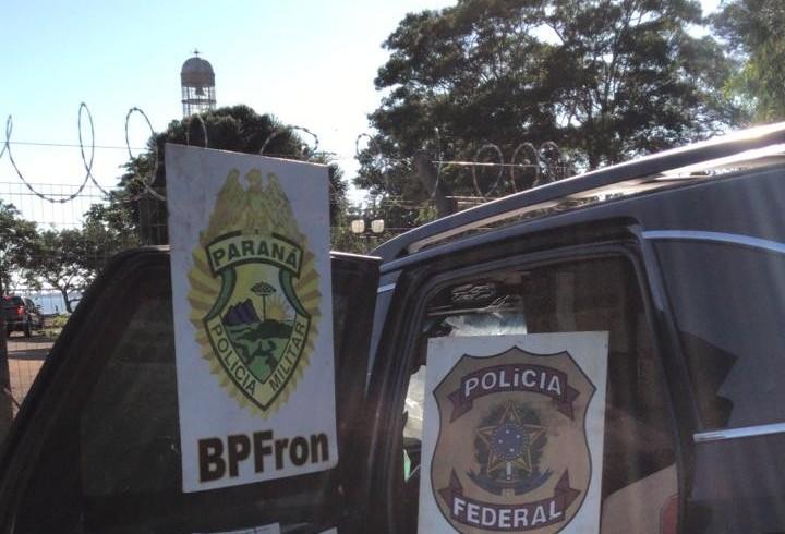Criminosos usam estradas alternativas para desviar da polícia