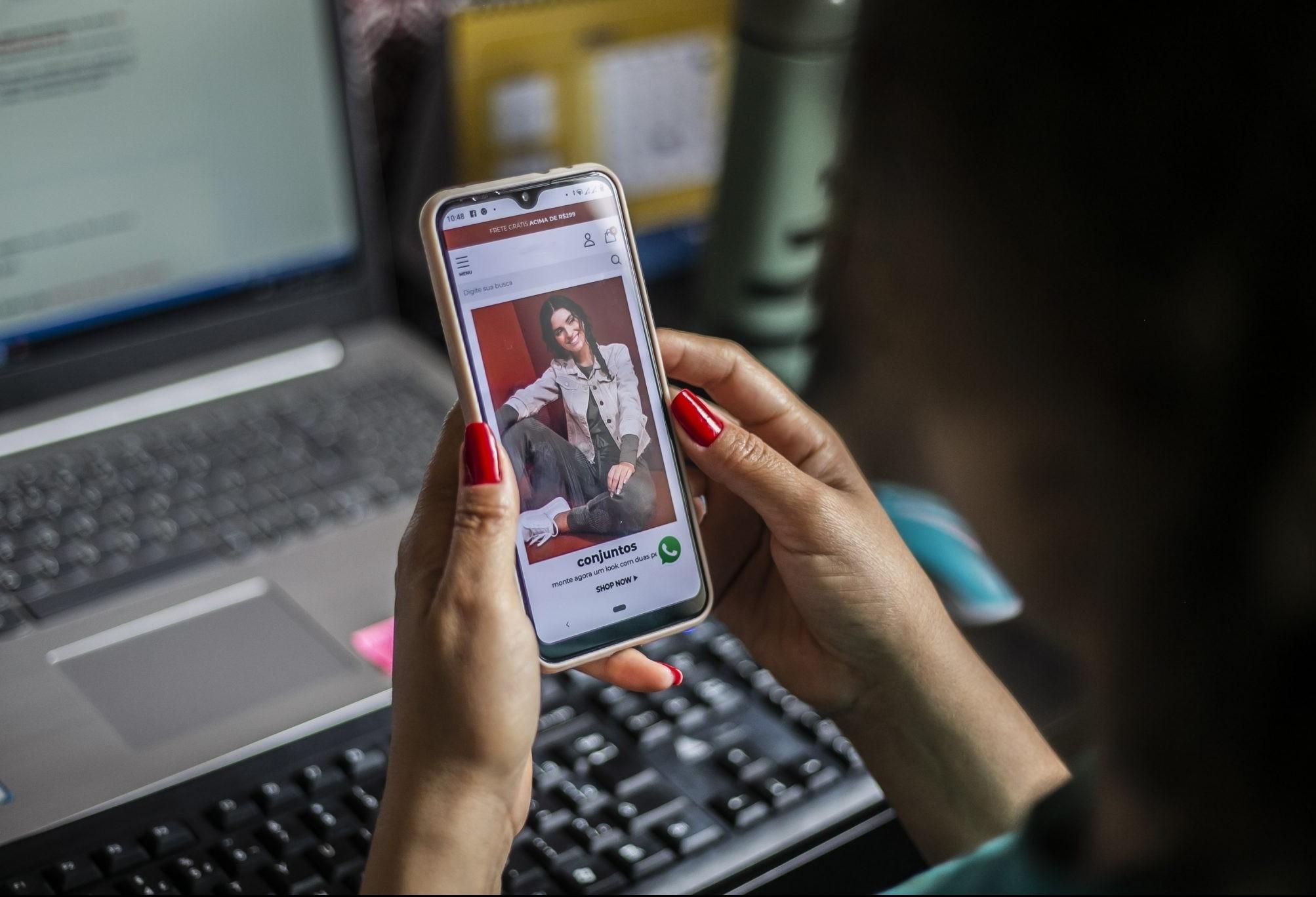 Vendas on-line crescem como modelo de negócio