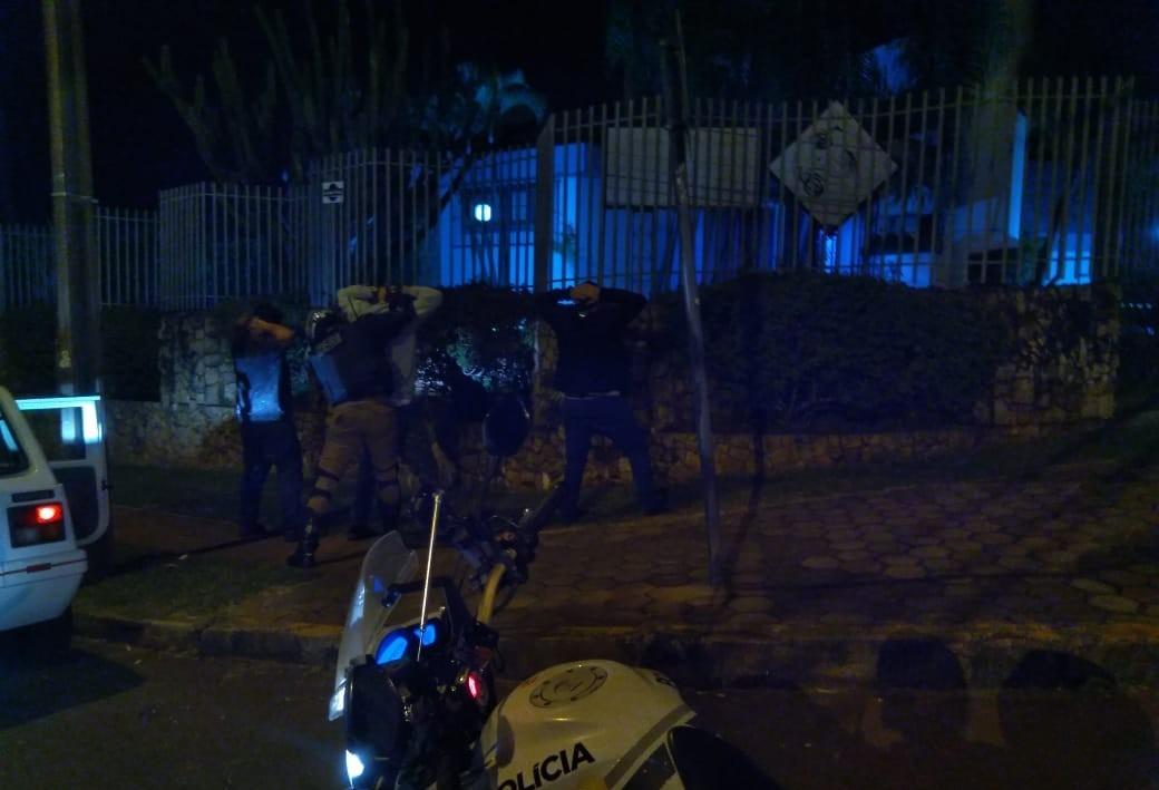 Polícia prende 14 pessoas por embriaguez durante Operação