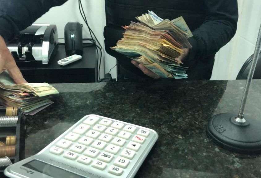 PF deflagra operação contra tráfico de armas e drogas