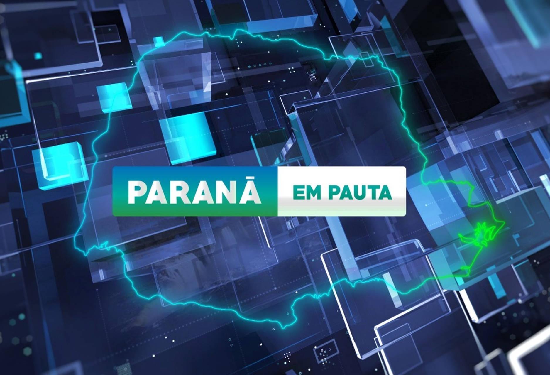 """""""Paraná em Pauta"""", novo programa jornalístico da TV Paraná Turismo, estreia nesta quarta"""