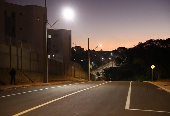 Licitação garantirá ampliação do sistema de iluminação de LED