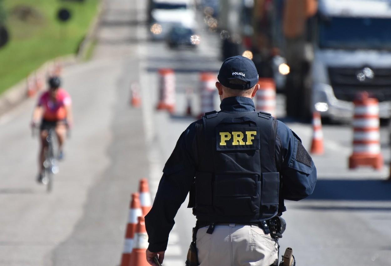 Sete mortes nas rodovias federais durante o feriado